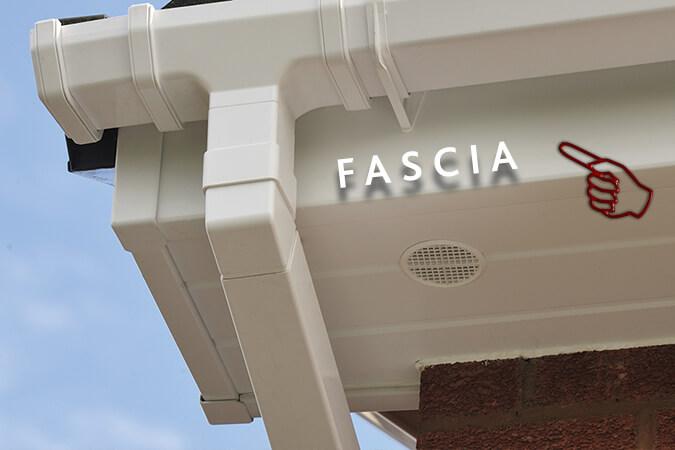 fascia installation