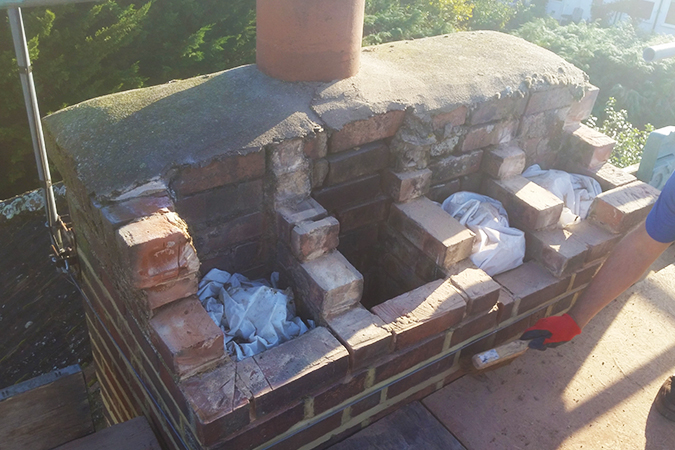 chimney-rebuilds